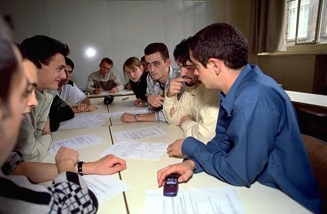 Auditeurs du 1er cycle de l'Institut de technologie